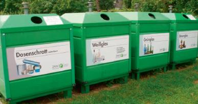 Recycling Island